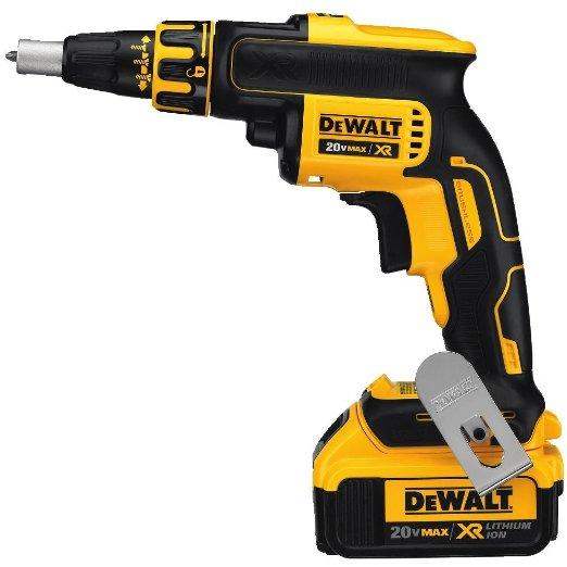 DeWALT DCF620M2 20V MAX XR Brushless Li-Ion Drywall Screwgun Kit