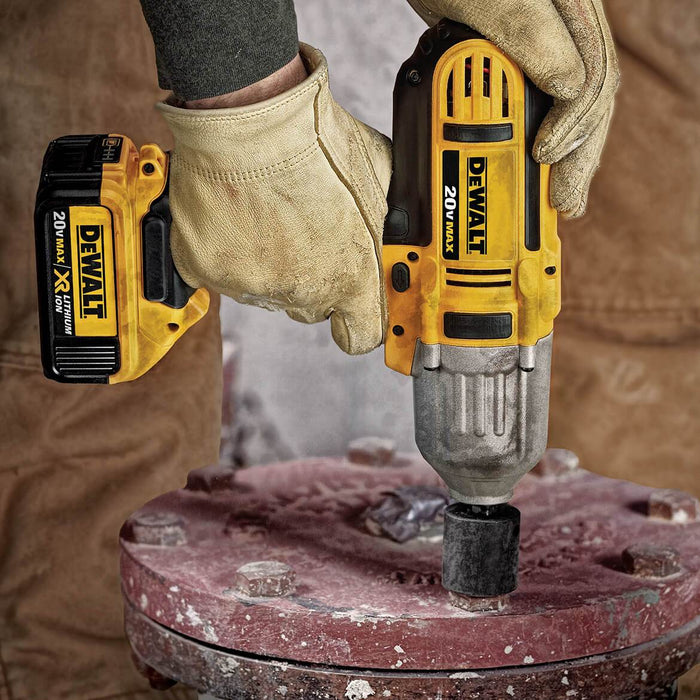 "DeWALT DCF889HM2 20V MAX 1/2"" High Torque Impact Wrench w/ Hog Ring"