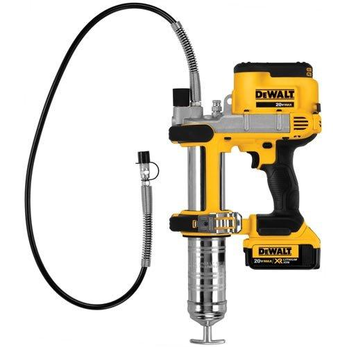 "DeWALT DCGG571B 20V MAX Lithium Ion Automatic 42"" Grease Gun - Tool Only"