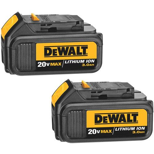 DeWALT DCK590L2R 20V MAX Cordless Lithium-Ion 5-Tool Combo Kit - Reconditioned