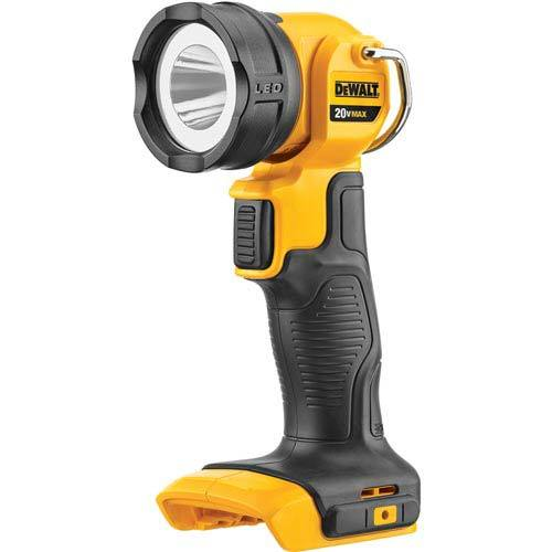 DeWALT 20V MAX Cordless Lithium-Ion LED Work Light (Tool Only) DCL040 Tool