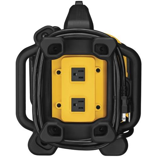 DeWALT DCR015 MP3 AUX USB 12V/20V MAX* Worksite Battery Charger Radio