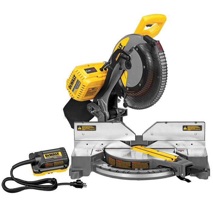 DeWALT DHS716AB FLEXVOLT 120-Volt 12-Inch Fixed Miter Saw - Bare Tool