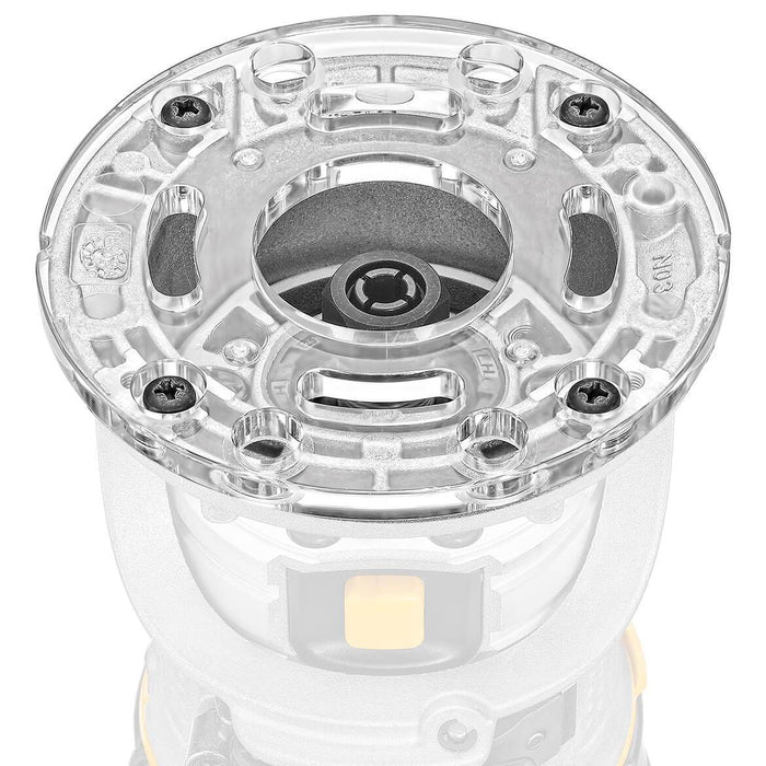 DeWALT DNP613 Round Sub Base for Compact Router