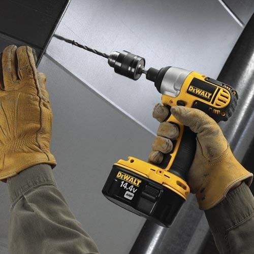 DeWALT DW0521 Quick Connect Impact Driver Conversion