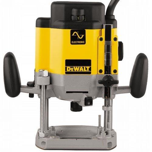 DeWALT DW625 3HP Variable Speed Plunge Router Woodworking Tool