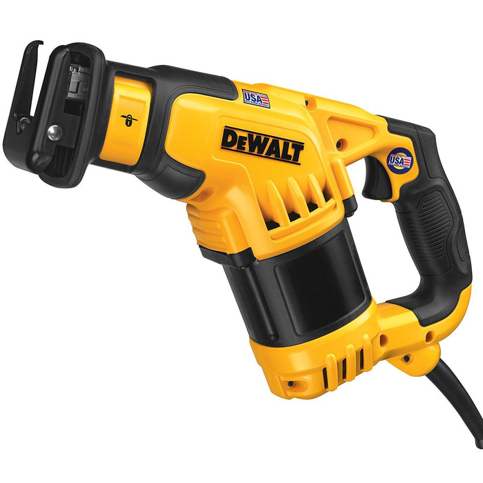 DeWALT 1-1/8-in 12.0 Amp Reciprocating Saw Kit DWE357