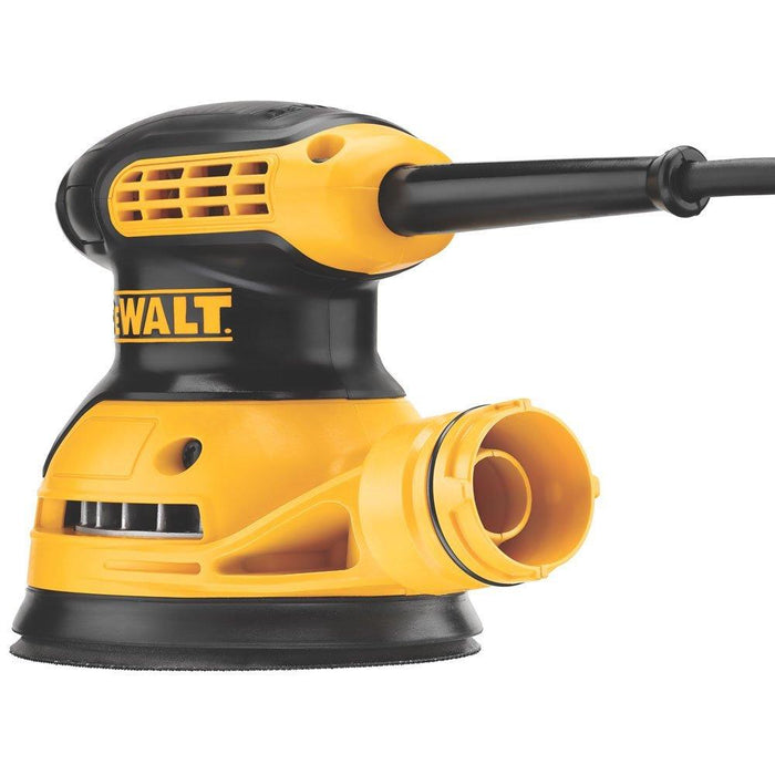 DeWALT DWE6421 3 Amp 5-Inch 12,000 OPM Short Height Random Orbit Sander