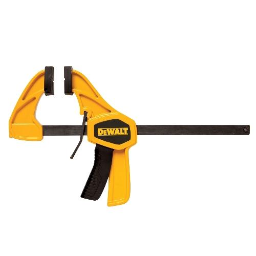 "DeWALT DWHT83149 6"" Medium Trigger Woodworking Bar Clamps - 2 Pack"