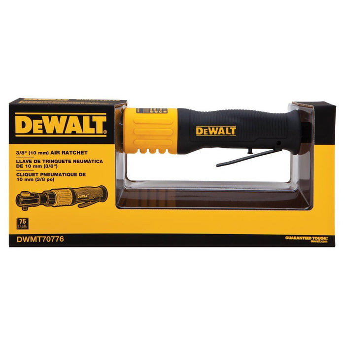 "Dewalt 3/8"" Square Drive Air Ratchet - DWMT70776L"