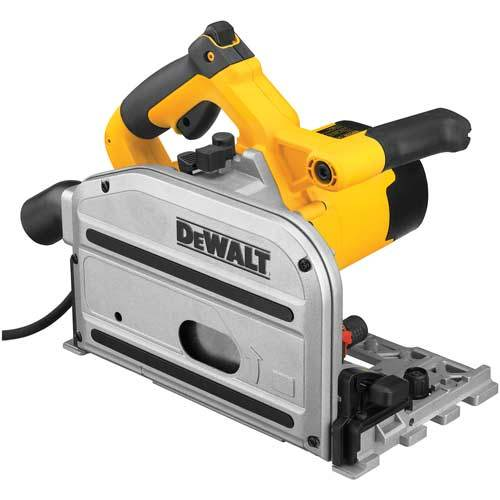 DeWALT DWS520K 6-1/2'' Heavy Duty TrackSaw Track Saw Tool Kit