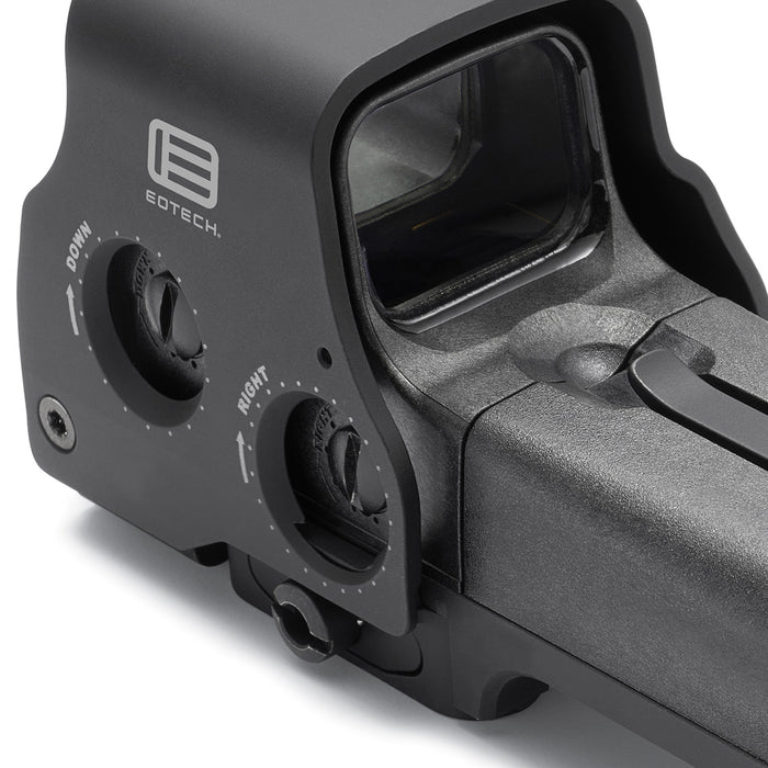 EOTech 552.A65 1 x 65 MOA Weaver Mounting Holographic Red Dot Sight - Black