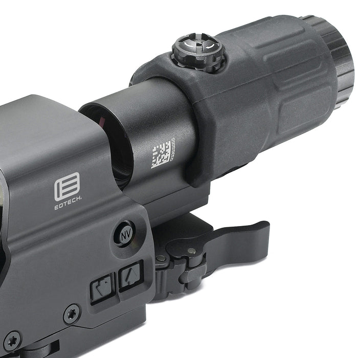 EOTech HHS I 3 x 68 MOA Weaver Mount Holographic Sight w/ Magnifier - Black