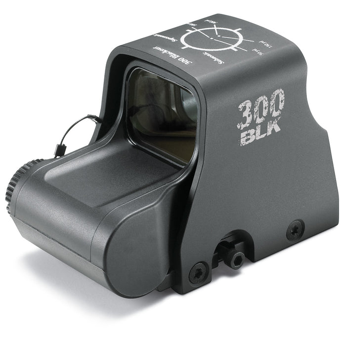 EOTech XPS2-300 1x MOA Weaver Mount Blackout Holographic Red Dot Sight - Black