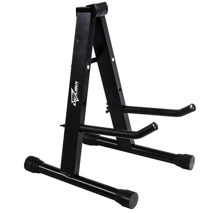 Excalibur 2180 Flat Folding Powder Coated Steel Crossbow Stand - Black