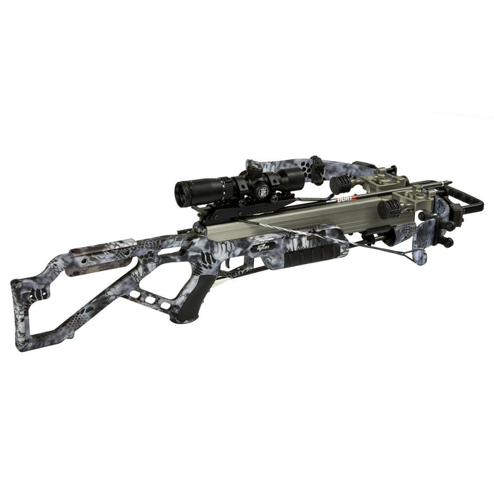 Excalibur E98406 335-FPS 270-Lbs. Draw Weight Ergo-Grip Micro Raid 335 Crossbow
