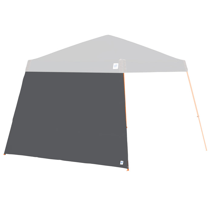 E-Z UP SW3SG12ALGY 12-Foot Angle Leg Recreational Shelter Sidewall, Steel Gray