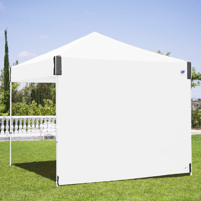 E-Z UP SW3WH10SLGY 10-Foot Straight Leg Recreational Shelter Sidewall, White