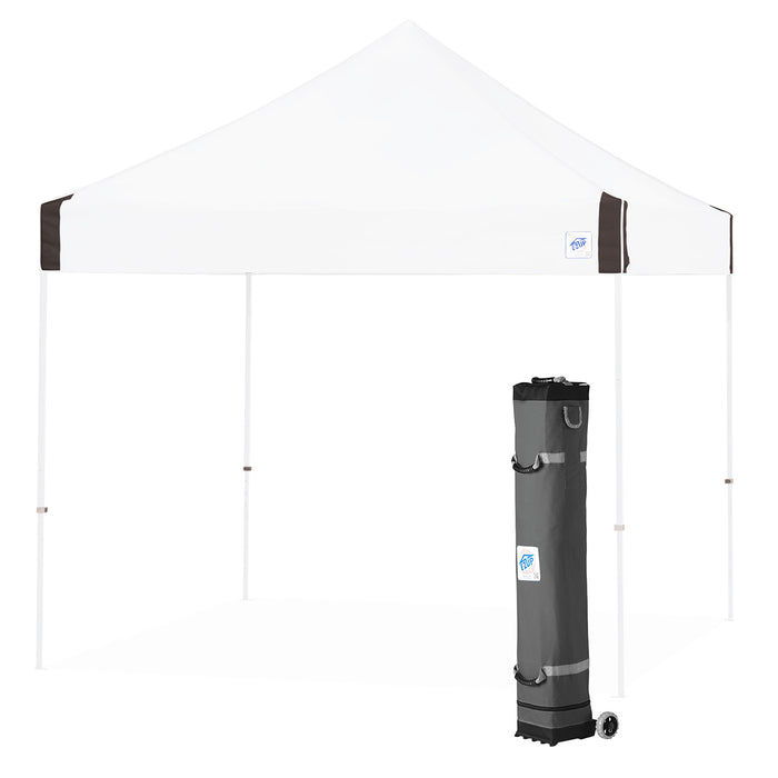 E-Z UP VG3WH10WH 10 x 10-Foot Vantage Instant Shelter Canopy, White