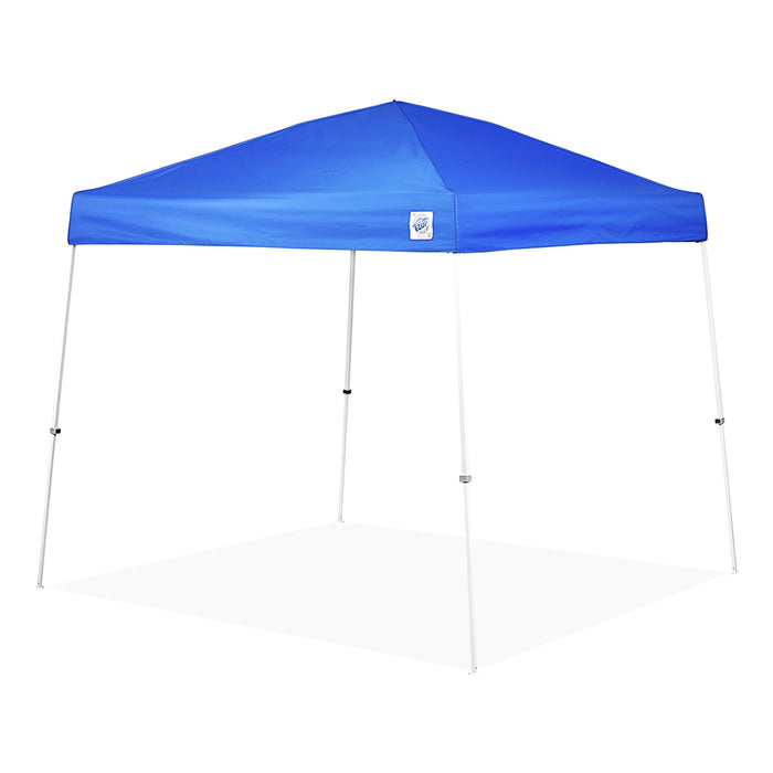E-Z UP VS2912BL 12 x 12-Foot Vista Pop-Up Instant Canopy, Royal Blue/White