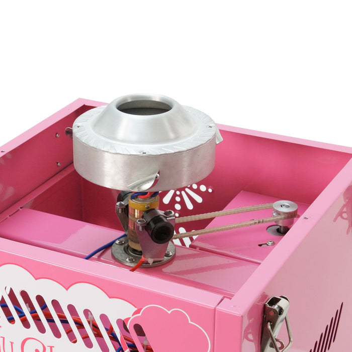 Funtime Commercial Candy Cloud Cotton Hard Candy Machine Floss Maker - FT1000CC