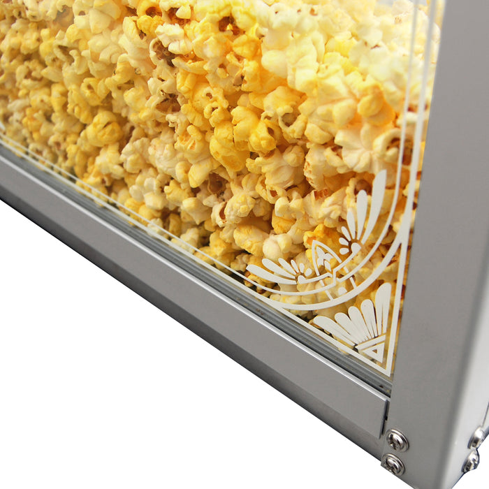 FunTime FT824PP Palace Popper 8 Oz Bar Style Popcorn Popper Machine