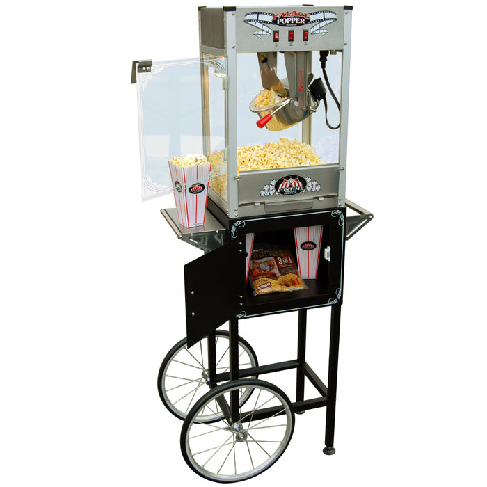 FunTime FT865PP Palace Popper 8 oz Bar Style Popcorn Popper Machine