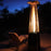 Garden Radiance Black w/ Stainless Pyramid Quartz Outdoor Patio Heater GRP4000BK