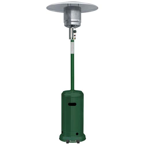 Garden Radiance Stainless Steel & Green Outdoor Patio Heater - GS4400GN