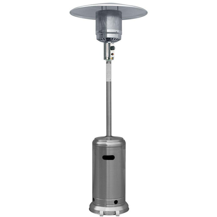 Garden Radiance Stainless Steel Outdoor Deck Patio Warmer Heater - GS4400SS