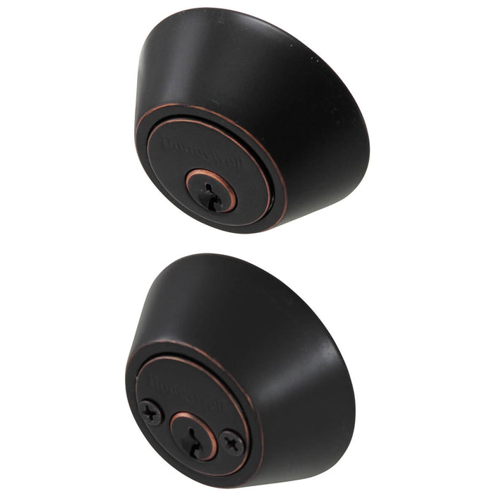 Honeywell 8112409 Double Centry ylinder Deadbolt Door Lock - Oil Rubbed Bronze