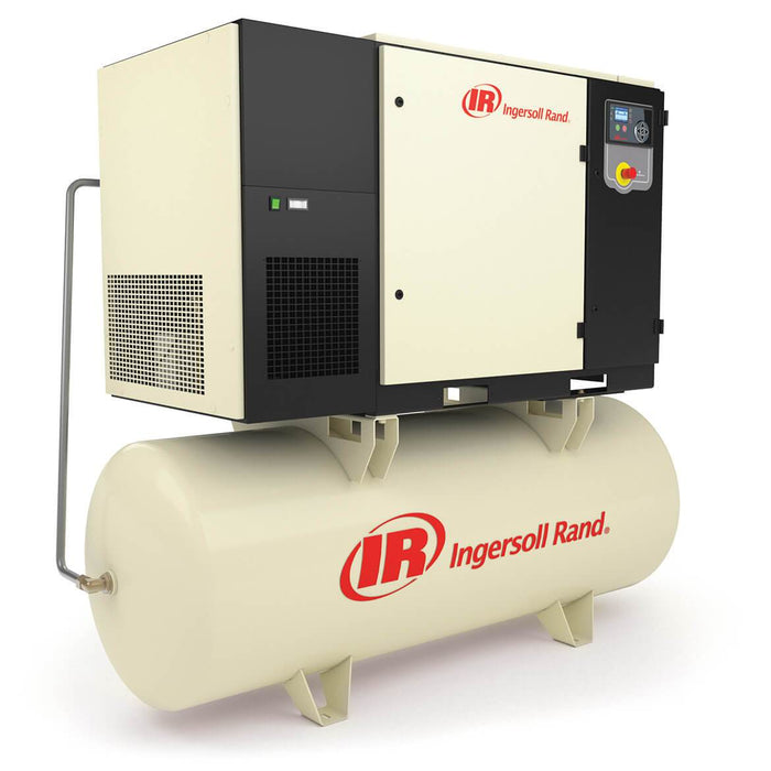 Ingersoll Rand UP6S-15-145 200V 120-Gallon 3-Phase 145-Psi 15-Hp Air Compressor