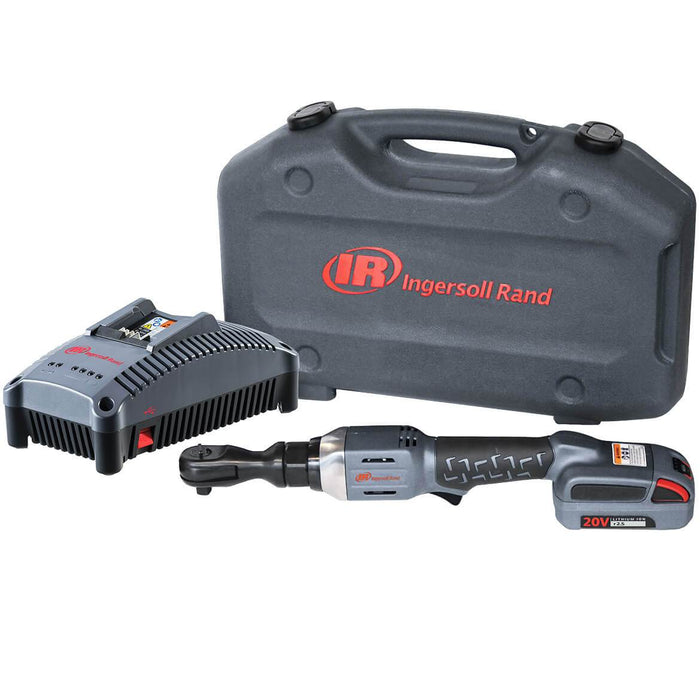 Ingersoll-Rand IR3150-K1 1/2'' Drive 20V Ratchet Driver Kit with a Battery, Charger and a Case