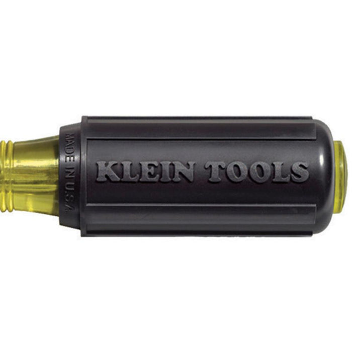 Klein 603-4 4-Inch #2 Profilated Round-Shank Phillips-Tip Screwdriver