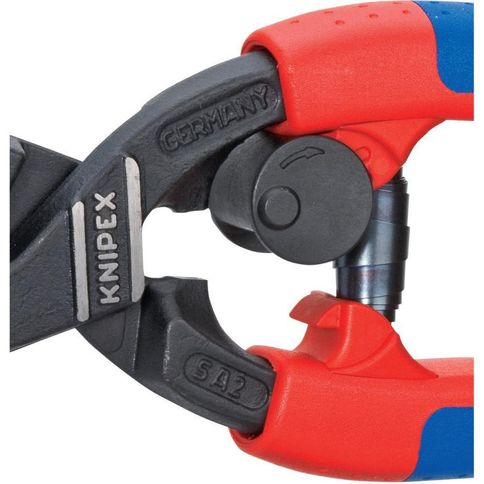 Knipex 71 02 200 8-Inch 64-HRC Chrome High Leverage Mini-Bolt Cutters Pliers