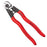 Knipex 95 61 190 7-1/2-Inch 64-HRC Steel Heavy Duty Forged Wire Rope Cutters