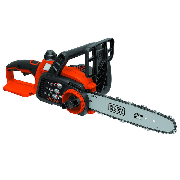Black and Decker LCS1020B 20-Volt 10-Inch Cordless Chainsaw - Bare Tool