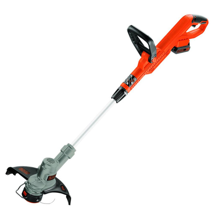 BLACK+DECKER 12 in. 20V MAX Lithium-Ion Cordless 2-in-1 ...
