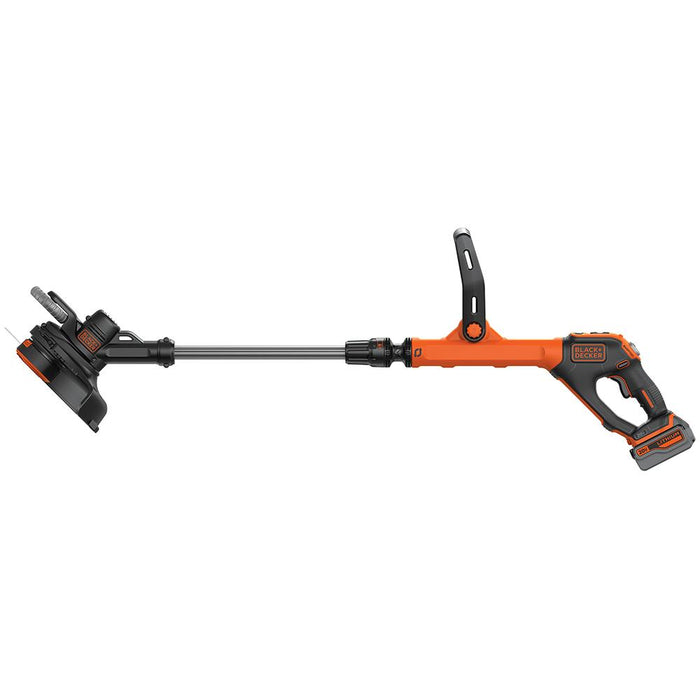 Black and Decker LSTE523 12-Inch 2-Speed Power Drive String Trimmer/Edger  Kit