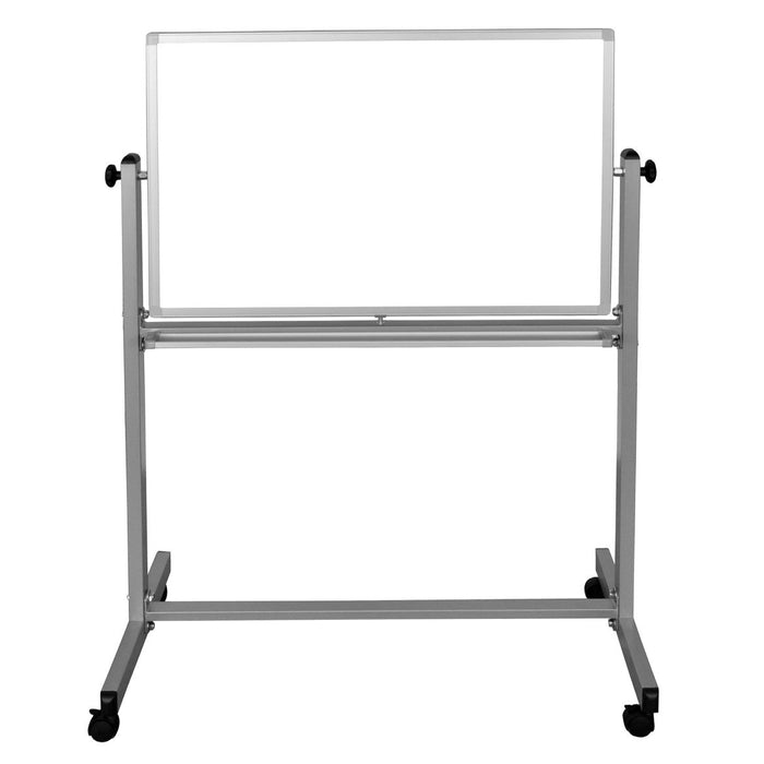 Luxor MB3624WW 36 x 24-Inch Reversible Magnetic Dry Erase Easel Whiteboard
