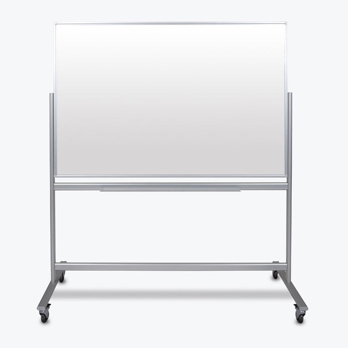 Luxor MMGB6040 60 x 40-Inch Reversible Magnetic Glass Dry Erase Whiteboard