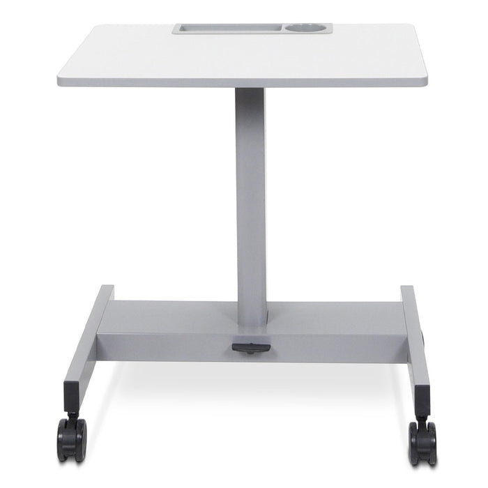 Luxor STUDENT-P 29 to 43.5-Inch Pneumatic Sit Stand Adjustable Student Desk