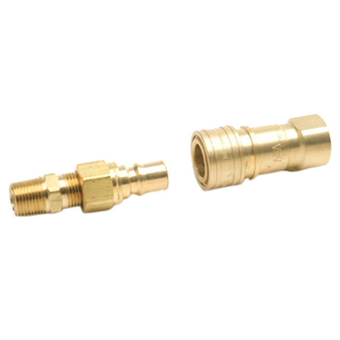Mr. Heater F276187 3/8-Inch Quick Connect Propane/Natural Gas Plug Set