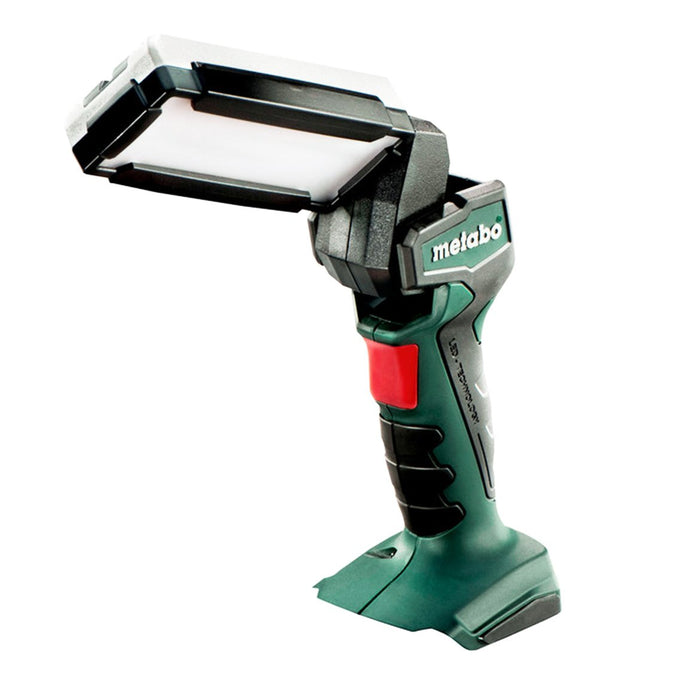 Metabo 600370000 18-Volt Powerful LED Lithium-Ion Portable Work Light -Bare Tool