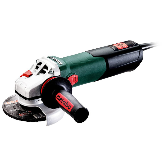 Metabo 600468420 13.5-Amp 2,800-11,000 RPM Angle Grinder with Lock-On Switch