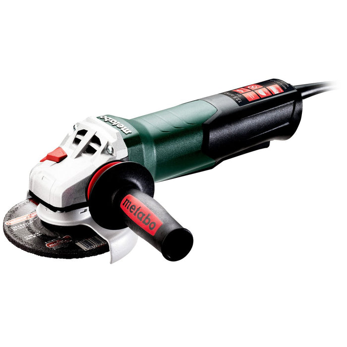 Metabo 600476420 13.5-Amp 11,000RPM Corded Angle Grinder with Non-Locking Paddle