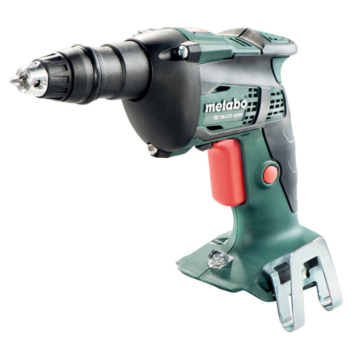 Metabo 620048890 18-Volt 4,000 RPM Lithium-Ion Drywall Screw Gun - Bare Tool
