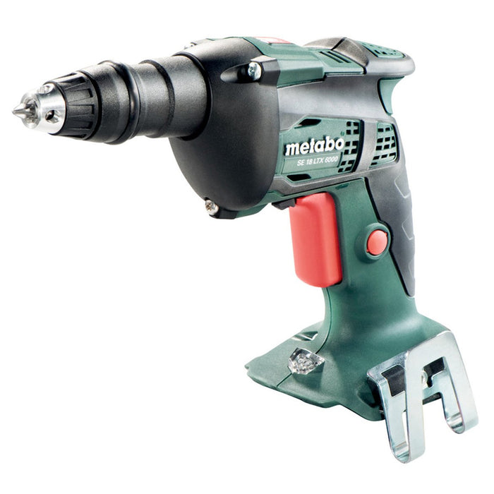 Metabo 620049890 18-Volt 6,000 RPM Lithium-Ion Drywall Screw Gun - Bare Tool