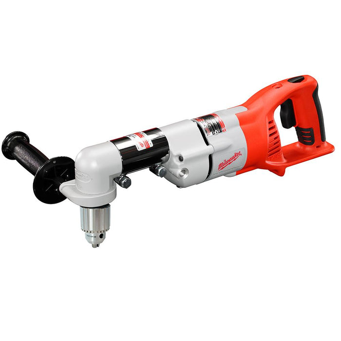 Milwaukee 0721-20 M28 28-Volt Right Angle Drill w/ Side Handle - Bare Tool