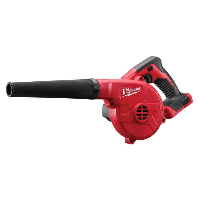 Milwaukee 0884-20 M18 18V Compact Blower w/ Extension Nozzle - Bare Tool